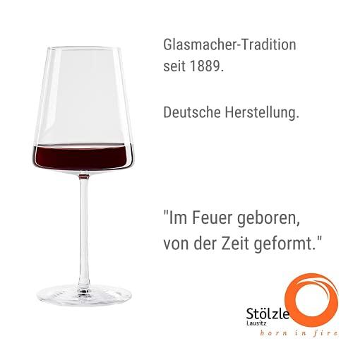 Stölzle Lausitz Set 6 Copas, 517 ml, 6