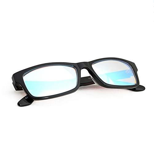 ARLT Farbe-Blindheit Brille Frauen Männer Rot Grüne Farbe Blind Sonnenbrille Colorblind-Fahrerbrillen (Lenses Color : G402 Red)