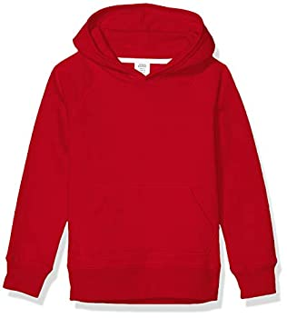 Amazon Essentials Girl s Pullover Hoodie Sweatshirt Red XX-Large