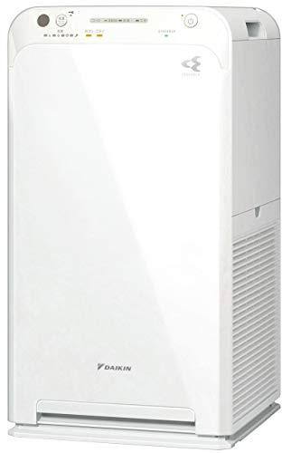 ダイキン 空気清浄機(25畳まで ホワイト)DAIKIN MC55U-W