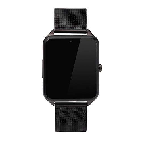 Z60 Smartwatch für Männer Fitness Armband IP67 Wasserdicht mit SIM-Kartensteckplatz Damen Smartwatch Uhr für I.O.S A.n.droid Phone, einfaches Aussehen, leistungsstarke Funktion