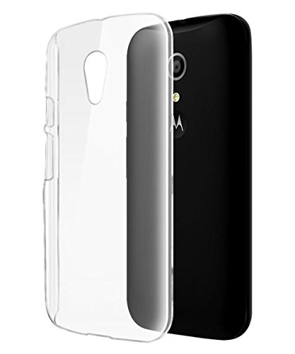 COVERNEW Back Cover Motorola Moto G (2nd gen) - Transparent