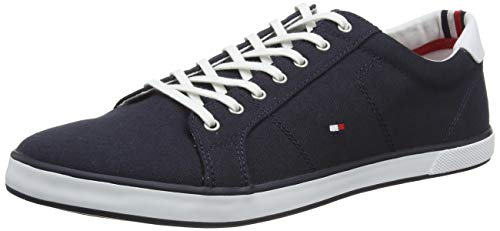 Tommy Hilfiger Herren H2285ARLOW 1D Low-Top, Blau (Midnight 403), 43 EU