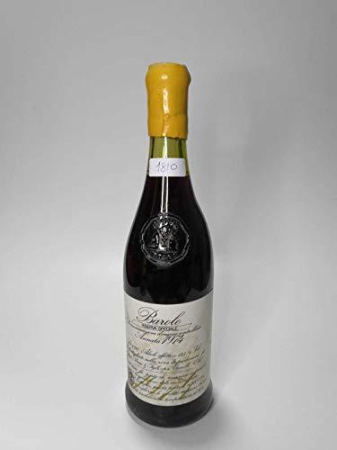 Vintage Bottle - Luigi Bosca & Figli Barolo Riserva Speciale 1971 0,75 lt. - COD. 1811