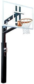 Bison Four Seasons Removable Adjustable Basketball Hoop