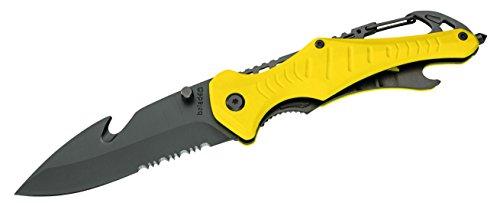 Baladeo, Rettungsmesser, gelb Rettungsmesser
