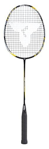 Talbot Torro Badminton-Schläger ARROWSPEED 399.6  - schwarz/cyan