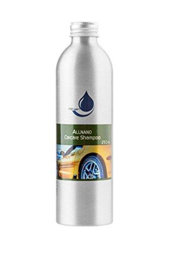 allnano CarCare Shampoo met nano-zilveren deeltjes 250 ml geconcentreerd