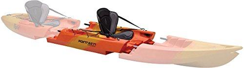 Point 65 Tequila. GTX Kayak de sección Media, Color Amarillo/Naranja