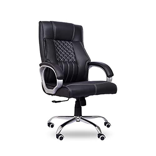 beAAtho JS-29 High Back Executive Office Revolving Chair/Director Chair/Boss Chair.(4 Colour...
