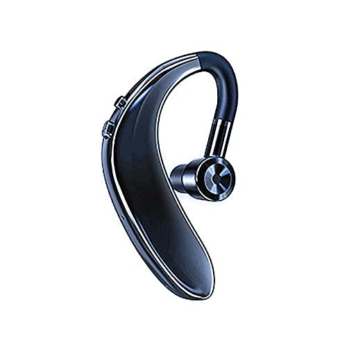 New! Office - Auricular con Bluetooth (resistente al agua, reducción de ruido, manos libres, micrófono)