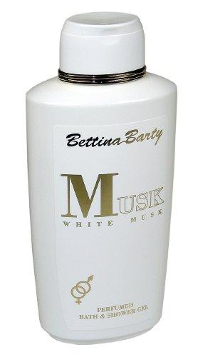Bettina Barty White Musk Bath und Showergel, 500 ml