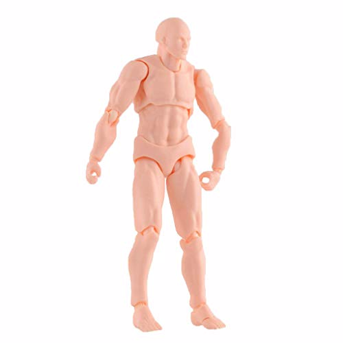 Drawing Figures for Artists Action Figure Model Human Mannequin Man and Woman