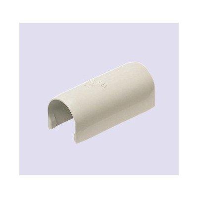 未来工業 ビニル電線管 VE管カバーストレート グレー VES-22 10個