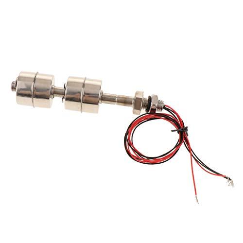 Füllstandsschalter Pegelschalter Vertikaler Level Sensor Niveauschalter Sensor Schwimmerschalter - L100mm
