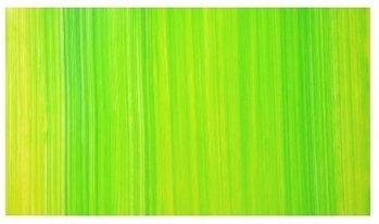 Wachsplatte frühlingsgrün, gestreift 20x10 cm - 9709 - Verzierwachsplatte 200x100 mm für Kerzen