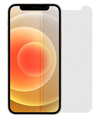 MyGadget Panzerglas 9H Folie [Matt] Entspiegelt kompatibel mit Apple iPhone 12 Mini - Schutzfolie [Hüllen kompatibel] Display Schutz Glasfolie Displayschutzfolie