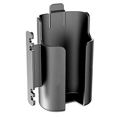 Staffa del supporto della batteria con avvolgitore per cavi Compatibile con Goggles DJI FPV V2 utensili neri GRATIS