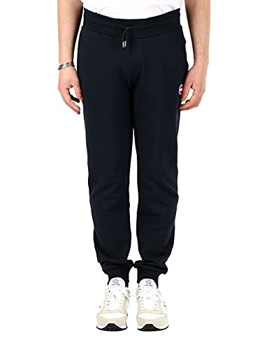 Colmar Pantalone Tuta Originals Brit da Uomo Blu Navy