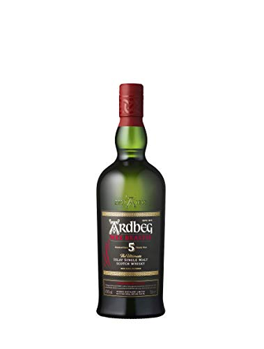 Ardbeg 5 Years Old WEE BEASTIE Islay Single Malt Scotch Whisky (1 x 0.7 l)