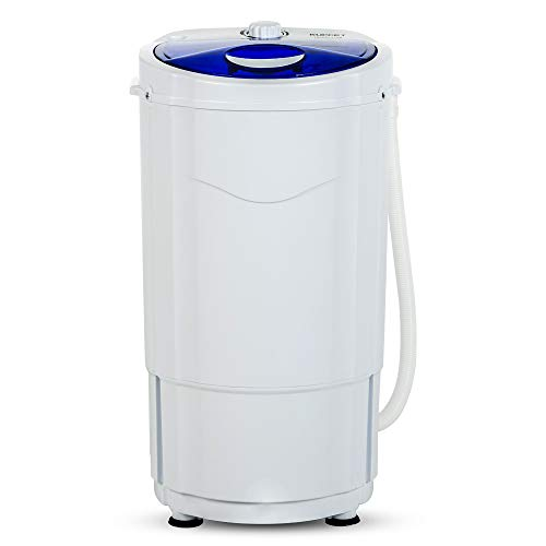 KUPPET 2020 latest upgrade Spin Dryer 1500 RPM 110V 17.6lbs(Can only be dried, not washed)