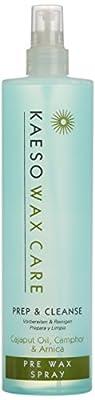 Kaeso Wax Care - Prep & Cleanse Pre Wax Spray (495ml)