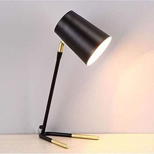 YANQING Duurzame Scandinavische Minimalistische Slaapkamer Nachtkastje Studie Creatieve LED Lamp Oog Warm Bureau Studie Kleine Lamp 1 * E27 (18 * 48CM) Levensloop