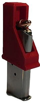 RangeTray Kimber Micro9 9mm Magazine Loader Speedloader - Micro 9 (Red)