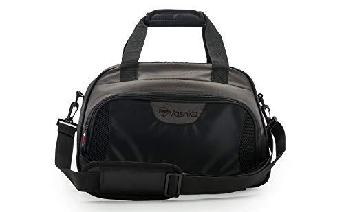 Vashka On Board-conforme secondo bagaglio a mano per Ryanair 40x20x25cm | Nero