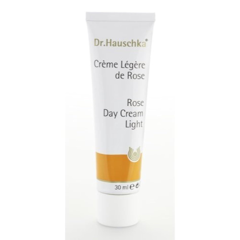 ワット合体近代化Dr. Hauschka Skin Care Rose Day Cream, Light, 1 oz by Dr. Hauschka Skin Care [並行輸入品]