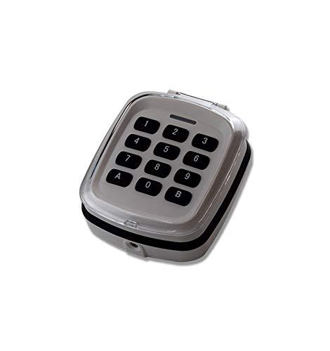 Funk Codetaster kompatibel mit Marantec 868 MHz Codeschloss Zahlenschloss Zahlencode ersetzt Command 231