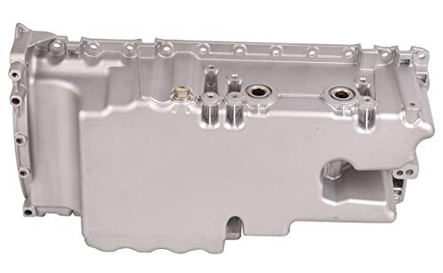 TOPAZ 30777739 Engine Oil Pan Sump Compatible with Volvo C30 C70 S40 V50