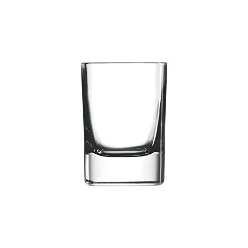 Bormioli–Bicchieri da liquore della Serie Caravelle, 5cl, Confezione da 6