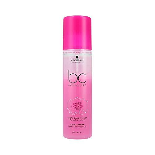Schwarzkopf Bonacure Color Freeze Après-shampoing en spray 200 ml