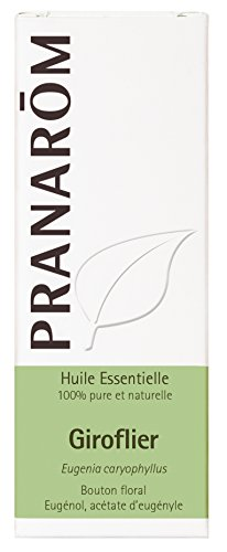 Pranarôm - Aceite Esencial de Clavo de Especias - Yema - 10 ml