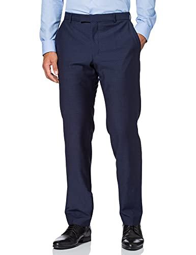 Strellson Premium - 1101469 - L-Mercer - Anzughose Homme, Bleu (126), (Taille fabricant: 94)