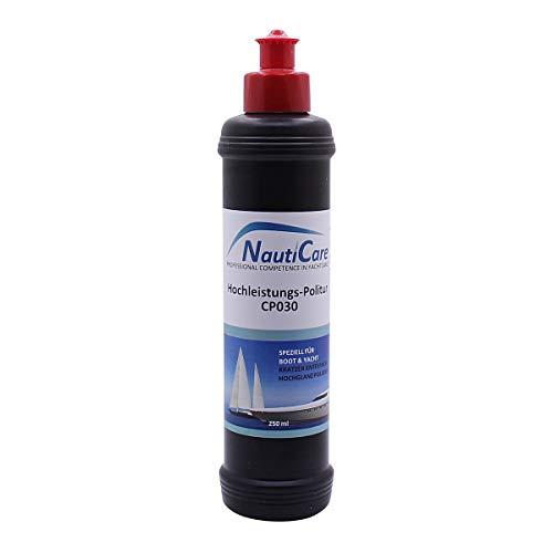 NautiCare Hochleistungs-Bootspolitur CP030 | 250 ml | Für Lack GFK Gelcoat