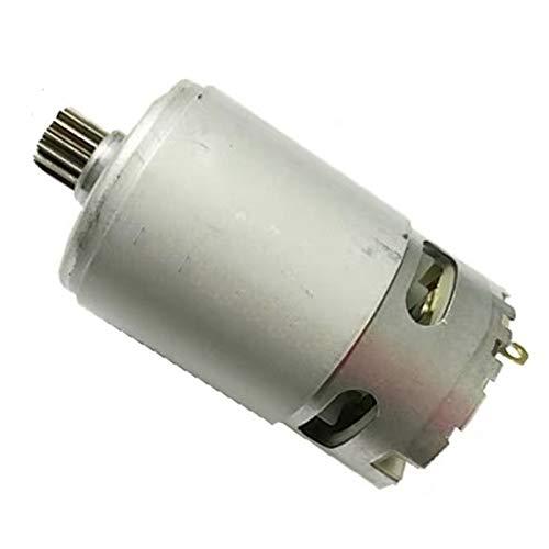 Timagebreze Reemplazo de Motor de 15 Dientes para 12V para GSR 1080-2-Li TSR1080-2-LI GSR1200-2-LI Taladro Atornillador InaláMbrico