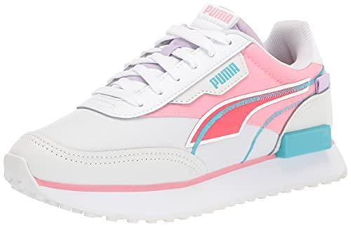 PUMA Future Rider Twofold Sneaker White-Nimbus...
