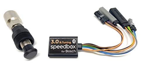 SPEEDBOX 3.0 Bosch B.Tuning + Crank Puller - Protección Avanzada contra Robo...