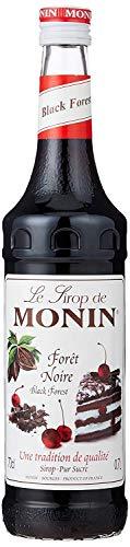Monin Black Forest Syrup, 700ml