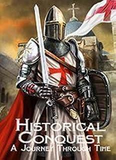歴史的征服トランプ(CCG) - 歴史的征服によるテンプル騎士団スターターデッキ(第2版)