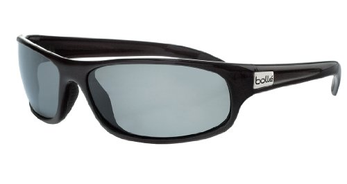 Bollé Sonnenbrille Anaconda, Black Shiny, one size