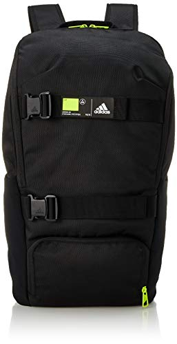 adidas 4ATHLTS ID BP Mochila, Adultos Unisex, Negro (Negro), Talla Única