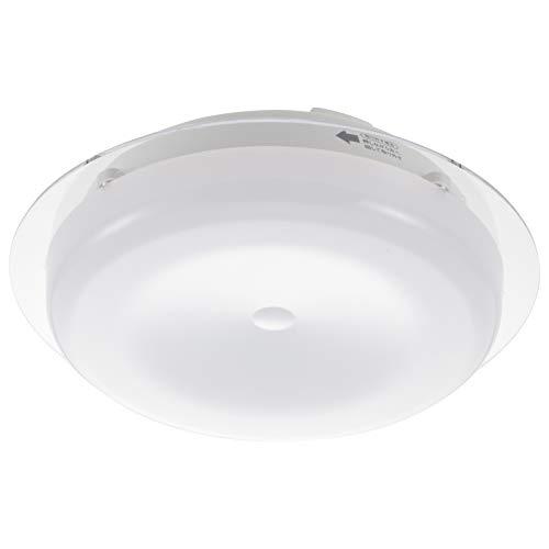 オーム電機 LEDミニシーリングライト 1600lm 昼白色 LE-MCE14N 06-3502 OHM (約)直径184×高さ64mm(プラグは含まず)