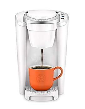 Keurig K-Compact Single-Serve K-Cup Pod Coffee Maker White