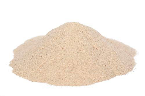 Bio Flohsamenschalen Pulver 1 kg, Premiumqualität, Psyllium Flohsamenschalenmehl, Flohsamen Schalen gemahlen Mehl, Flohsamenpulver, 99%+ Reinheit, Rohkost, 1000g