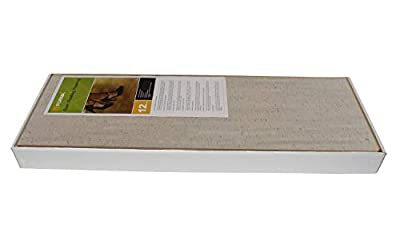 Acoustic Flooring 12mm Forna Gray Bamboo Cork Floating Portugal Made 17.44sq.ft/ box