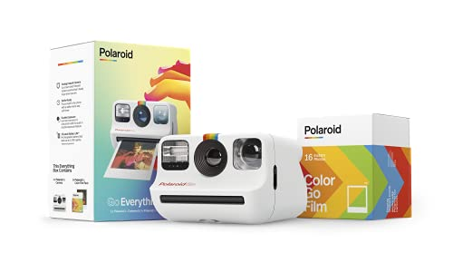 Polaroid Go Everything Box Camera and Instant Film...