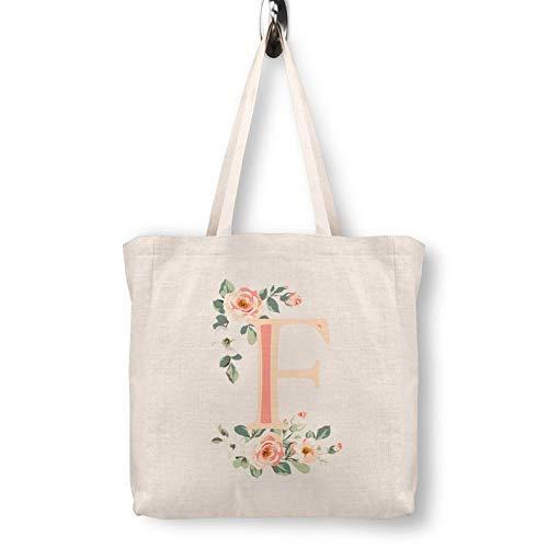 Cadeau voor haar, draagtas, geschenktasje, geschenkzakje, schoudertas, linnen tasje, bruidsmeisjestas, bruiloftstas, bruidsmeisjeszakje